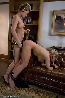 Slave dia zerva lesbian outdoor bdsm enema and humiliation 4