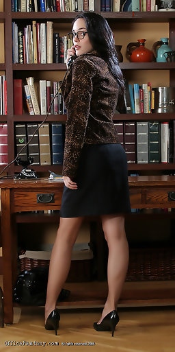 Office Fantasy - Brooke